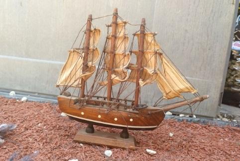 Barco para papa
