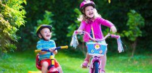 Bicicleta para un sobrino