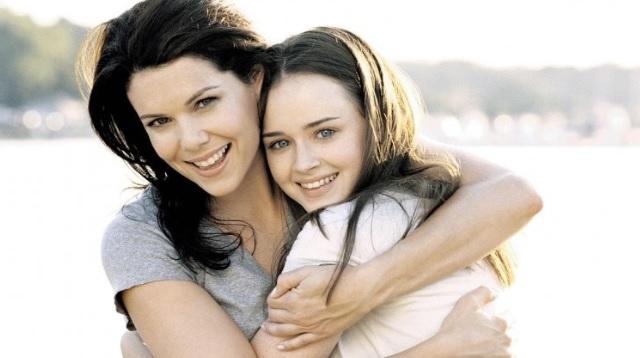 Día de campo con mamá