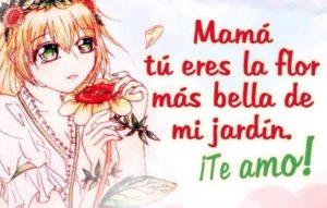 Bella flor mi madre
