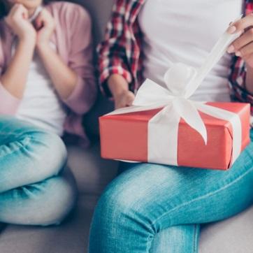Bolso de regalo