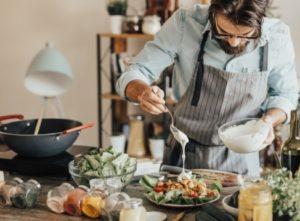 Cocinar para tu amada