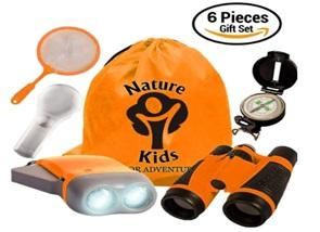 Kit de exploración para un hijo aventurero