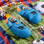 Torta para un futbolista