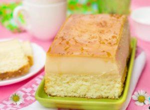 rica torta de flan