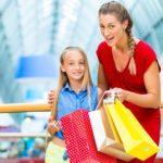 De compras con mama
