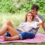 Paseo de campo para enamorados