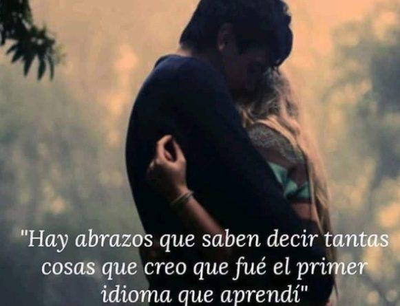 Abrazos de amor